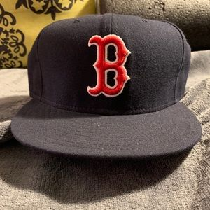 Other - Boston Red Sox New Era 5950 Hat